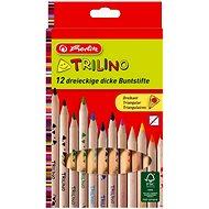 Herlitz Trilino 12 barev trojhranné