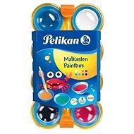 Pelikan vodové barvy 8 barev dětské - Vodovky