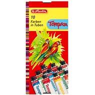Herlitz 10 barev tuba - Tempery