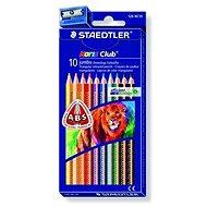Staedtler Noris Club Super Jumbo 10 barev - Pastelky
