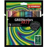 Stabilo GreenColors ARTY 24 barev