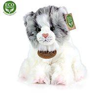 Plyšák Rappa Eco-friendly kočka, 17 cm