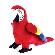 Rappa Eco-friendly papoušek Ara Arakanga, 24 cm - Plyšák