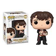 Funko POP Movies: Harry Potter S10 - Neville w/Monster Book - Figurka