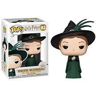 Funko POP Movies: Harry Potter S8 - Minerva McGonagall (Yule) - Figurka