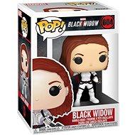 Funko POP Marvel: Black Widow – Black Widow (White Suit) - Figurka