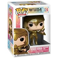 Funko POP: Wonder Woman 1984 - Wonder Woman (Gold Flying Pose) - Figurka