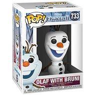 Funko POP Disney: Frozen 2 - Olaf with Bruni - Figurka