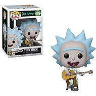 Funko POP Animation: R&M - Tiny Rick w/ Guitar - Figurka
