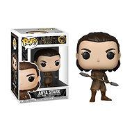 Funko POP TV: Game of Thrones - Arya w/Two Headed Spear - Figure