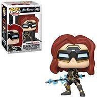 Funko POP Marvel: Avengers Game - Black Widow (Stark Tech Suit) (w/GW Chase) - Figurka