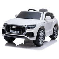 Dětské elektrické auto Audi Q8 bílá - Dětské elektrické auto