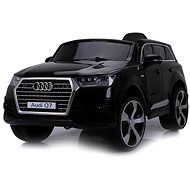 Dětské elektrické auto Audi Q7 černá - Dětské elektrické auto