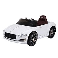 Children's electric car Bentley EXP 12 white - Children's electric car