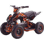 Buddy Toy BEA 821 Čtyřkolka Racing 800W - oranžová - Dětská čtyřkolka