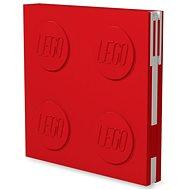 LEGO Zápisník - červený - Zápisník