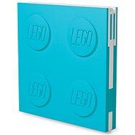 LEGO Zápisník - azurový - Zápisník