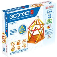 Geomag Classic 42 - Magnetic Building Set