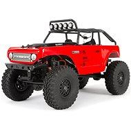 Axial SCX24 Deadbolt 1:24 4WD RTR červený - RC auto na dálkové ovládání