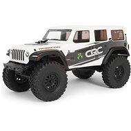 Axial SCX24 Jeep Wrangler JLU CRC 2019 1:24 4WD RT white - RC Remote Control Car