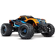 Traxxas Maxx 1:8 4WD TQi RTR oranžový - RC auto na dálkové ovládání