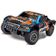 Traxxas Slash Ultimate 1:10 4WD VXL TQi RTR oranžo - RC auto na dálkové ovládání