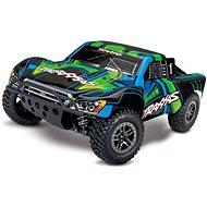 Traxxas Slash Ultimate 1:10 4WD VXL TQi RTR zelený - RC auto na dálkové ovládání