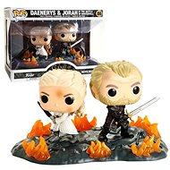 Funko POP!: Game Of Thrones - Pop Vinyl S11 movie moment Daenerys & Jorah B2B w/ - Figurka