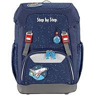 Školní batoh Step by Step GRADE Vesmírná raketa - Školní batoh