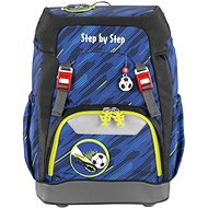 Školní batoh Step by Step GRADE Fotbal - Školní batoh