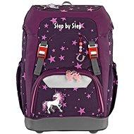 Školní batoh Step by Step  GRADE Jednorožec - Školní batoh