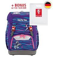 Školní batoh Step by Step GRADE Delfínci - Školní batoh