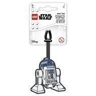 LEGO Star Wars Jmenovka na zavazadlo - R2D2 - Jmenovky na zavazadlo