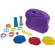 Kinetic Sand Kufřík s nástroji - Kinetický písek
