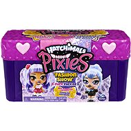 Hatchimals Mini Pixies Dolls 4pcs In Suitcase - Purple - Figures