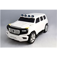 Mercedes-Benz Ener-G-Force bílé