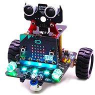 Micro:bit smart robot car - Elektronická stavebnice
