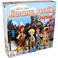 Jízdenky prosím! Junior - Desková hra
