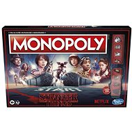 Monopoly Stranger Things CZ version - Board Game