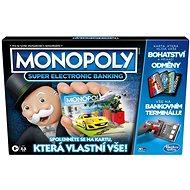 Monopoly Super elektronické bankovnictví - Společenská hra
