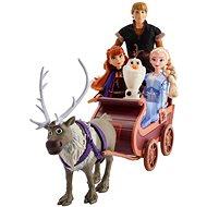 Figurka Frozen 2 Prémiové balení se Svenem
