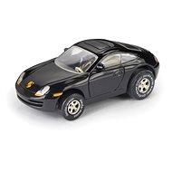 Porsche 911, černé - Autíčko pro autodráhu