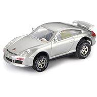 Porsche 911 GT3, stříbrné - Autíčko pro autodráhu