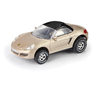 Porsche Boxster, cabrio, zlaté - Autíčko pro autodráhu