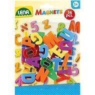 Magnetická stavebnice Magnetická písmena velká, 30 mm