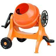 Hra venkovní Míchačka oranžová malá