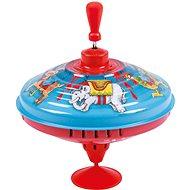 Hrající káča kolototoč 19cm CZ - Hudební hračka