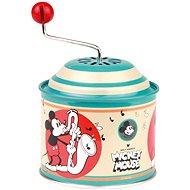 Hrající skříňka Disney Mickey Mouse - Hudební hračka