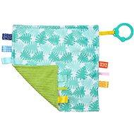 Hrací deka Dečka mazlící Little Taggies palmy
