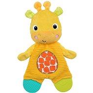 Kousátko Snuggle&Teethe žirafa  - Hračka pro nejmenší